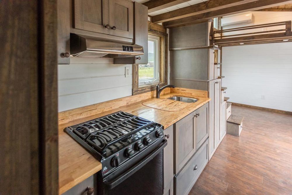 tiny house oven. Slide-In Oven - Outlander By Tiny House Chattanooga I