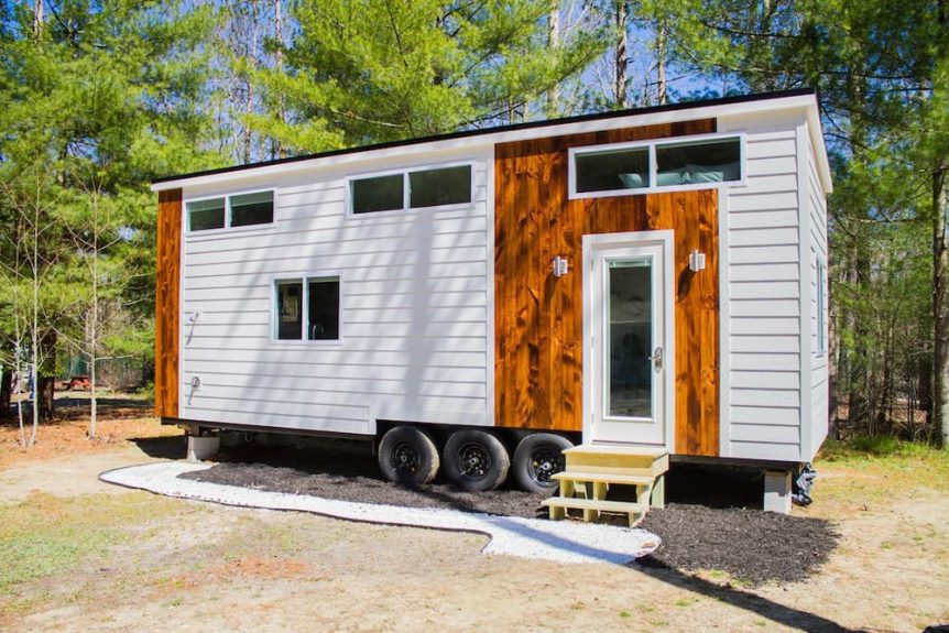 River Resort Tiny House by Liberation Tiny Homes