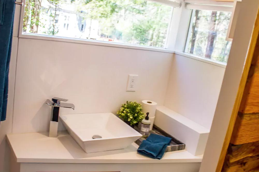 Bathroom Sink - River Resort by Liberation Tiny Homes