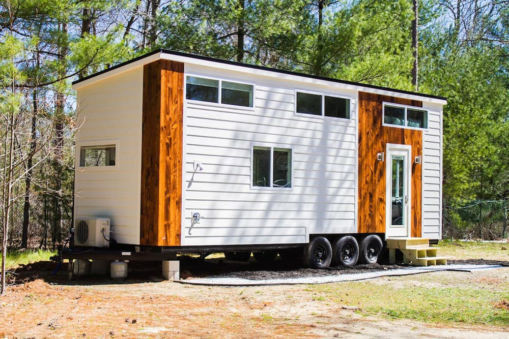 Airbnb Rental - River Resort by Liberation Tiny Homes