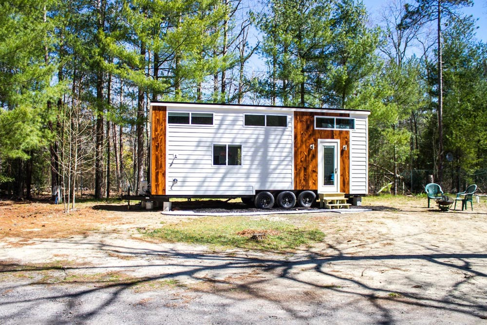 Tiny House Rental - River Resort by Liberation Tiny Homes