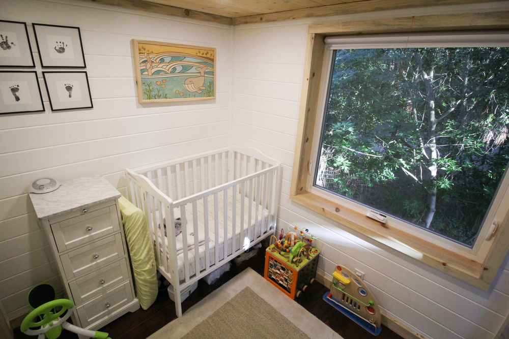Nursery - Urban Cabin by Portable Cedar Cabins