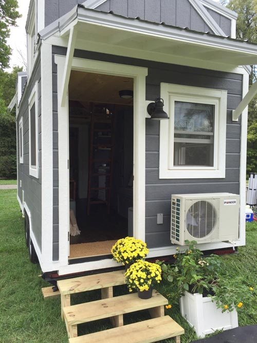 Exterior View - Wanigan by Burrow Tiny Homes