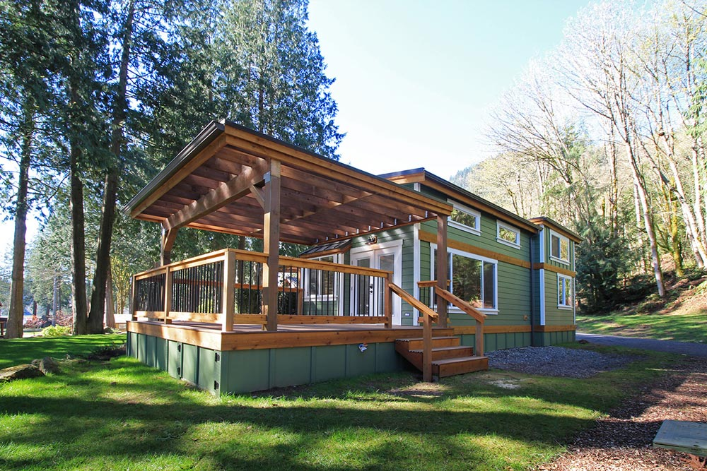 Whidbey by west coast homes tiny living for West coast home plans