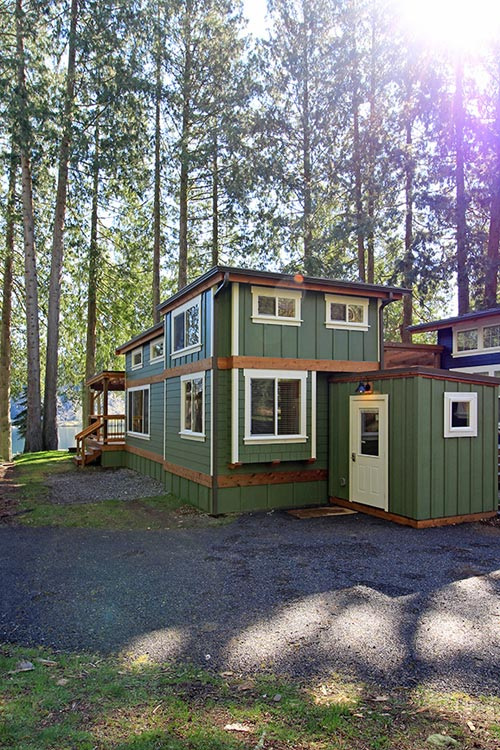 Shed - Whidbey by West Coast Homes
