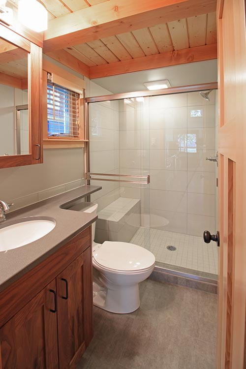 Bathroom - Whidbey by West Coast Homes