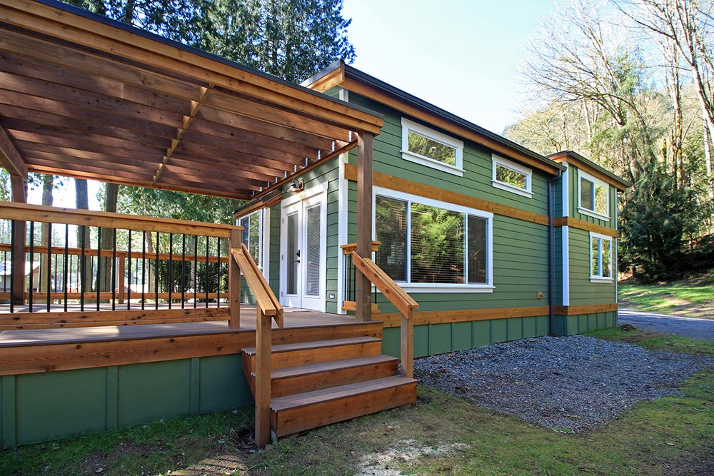 Exterior - Whidbey by West Coast Homes
