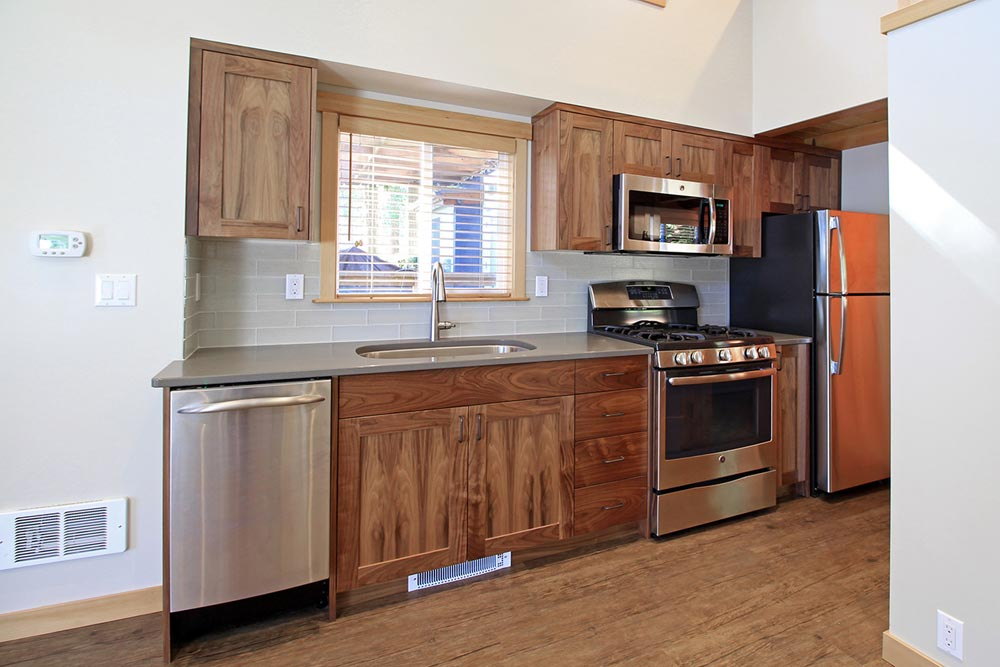 Kitchen - Whidbey by West Coast Homes