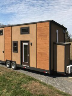 Amsterdam by Transcend Tiny Homes