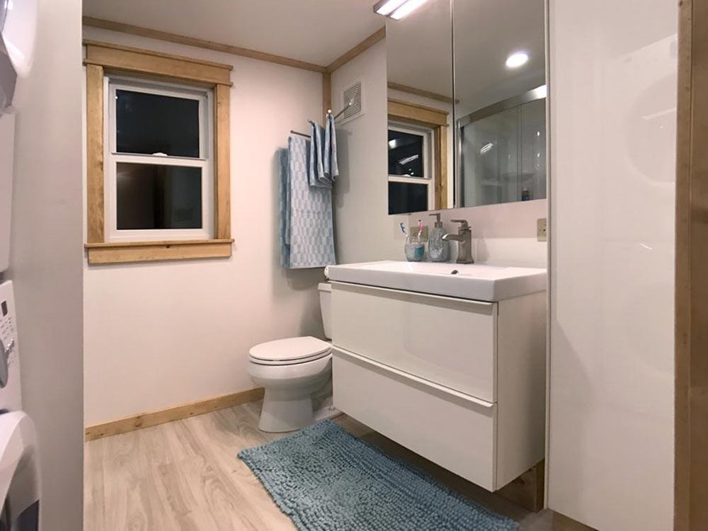Bathroom - Amsterdam by Transcend Tiny Homes