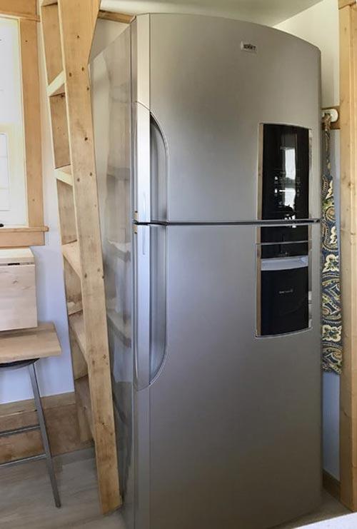 Refrigerator - Amsterdam by Transcend Tiny Homes