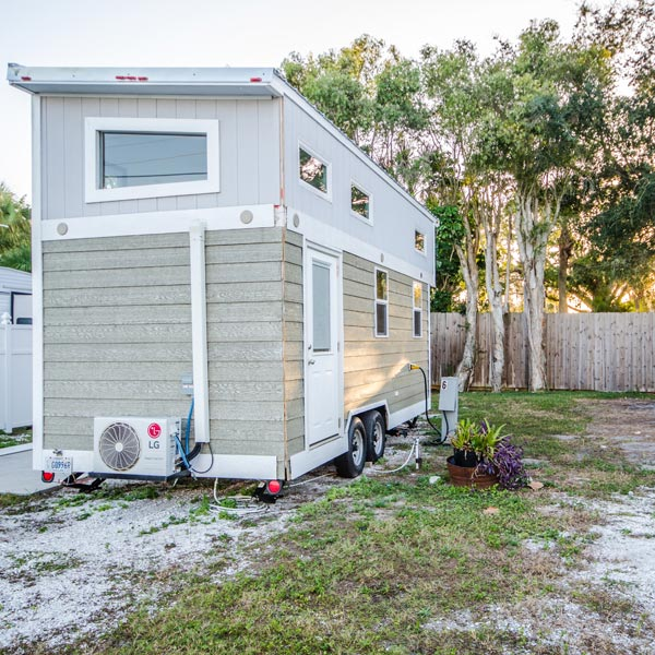 Siesta Key Tiny House - Amy at Tiny Siesta