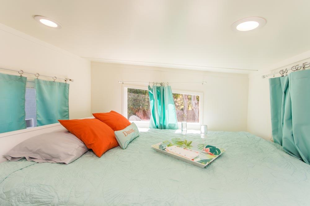 Bedroom Loft - Amy at Tiny Siesta