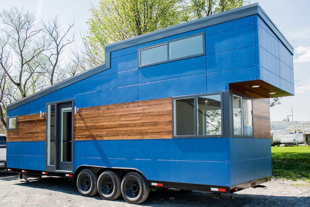 Big Blue by Liberation Tiny Homes