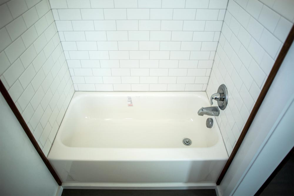 4' Bathtub - Big Blue by Liberation Tiny Homes