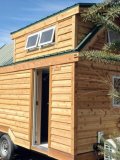 Breathe Easy by Tiny Green Cabins