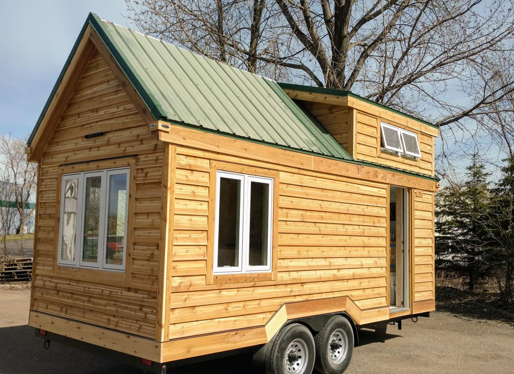 Toxin-Free Tiny House - Breathe Easy by Tiny Green Cabins
