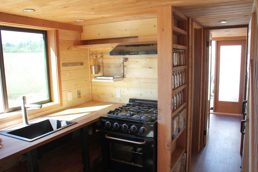 Kitchen - Chinook by Westcoast Outbuildings