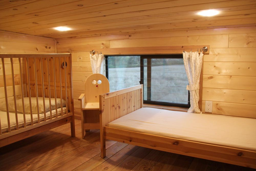 Kids' Bedroom - Chinook by Westcoast Outbuildings