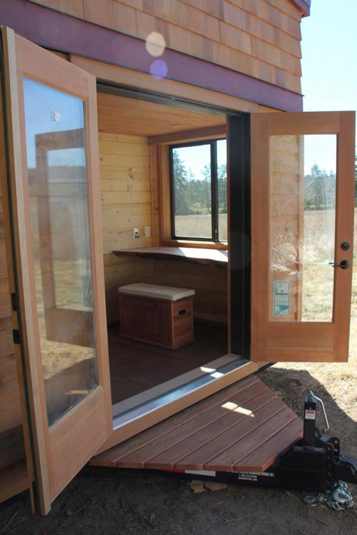 Home Office - Chinook by Westcoast Outbuildings