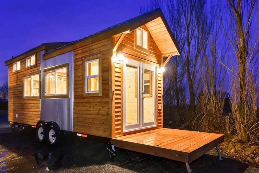 Custom Napa by Mint Tiny Homes