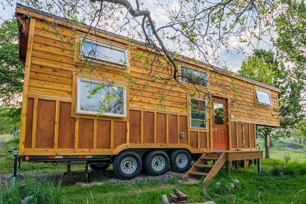 Eric & Oliver's Tiny House by Mitchcraft Tiny Homes
