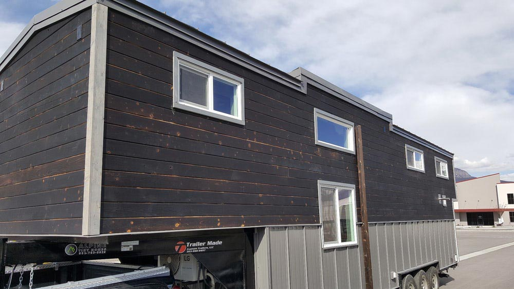 Gooseneck Tiny House - Tiny Giant by Alpine Tiny Homes