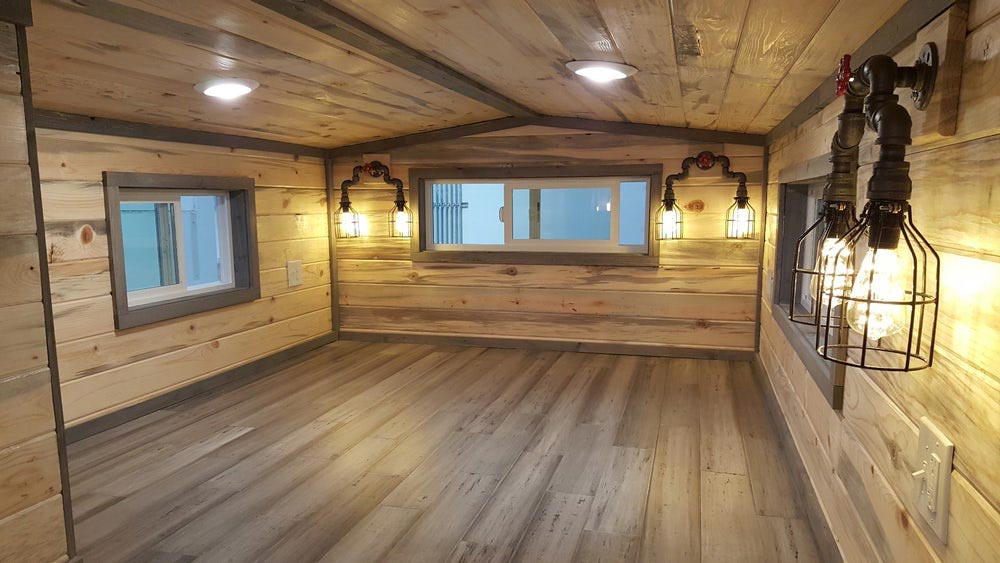 Bedroom Loft - Tiny Giant by Alpine Tiny Homes