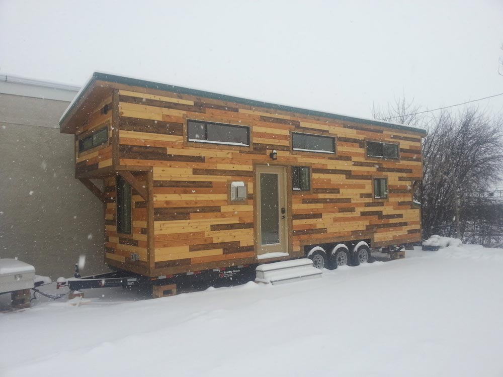 DIY Tiny House - The Grand by Aaron Haack