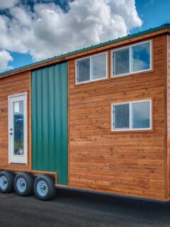 Juniper by Backcountry Tiny Homes