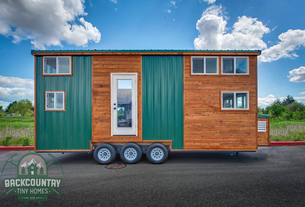Fully Furnished Tiny House - Juniper by Backcountry Tiny Homes