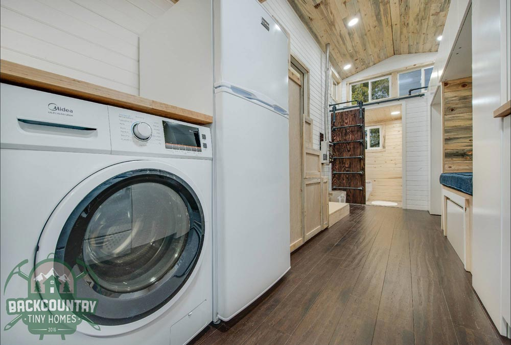 Washer/Dryer Combo - Juniper by Backcountry Tiny Homes