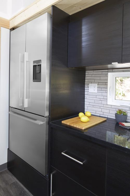 French Door Refrigerator - Lillooet by Westcoast Outbuildings