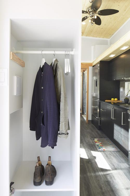 Coat Closet - Lillooet by Westcoast Outbuildings