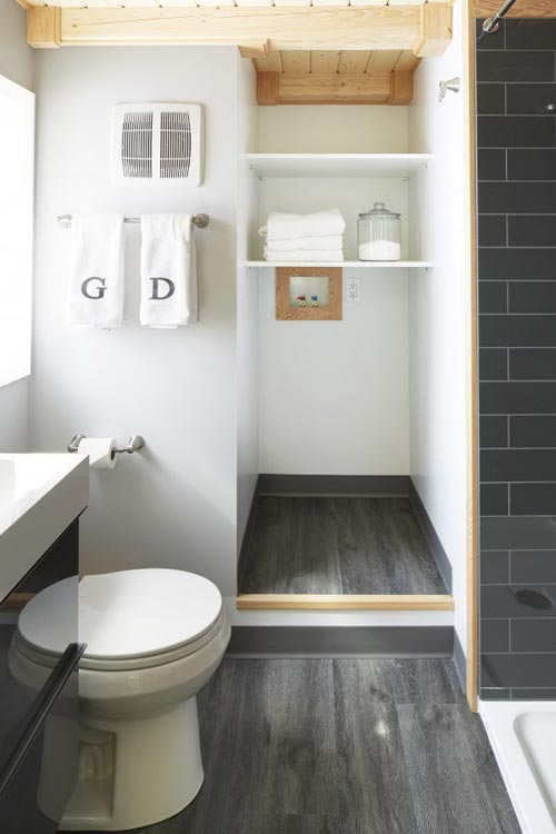 Bathroom - Lillooet by Westcoast Outbuildings