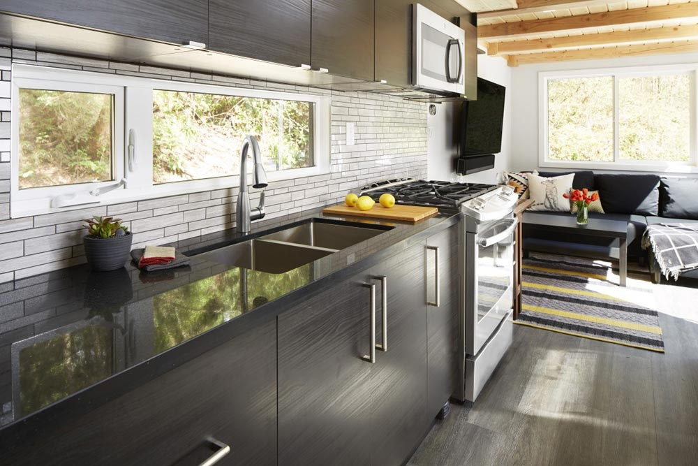 Luxurious Kitchen - Lillooet by Westcoast Outbuildings