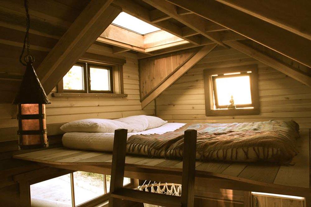 Bedroom Loft w/ Skylight - Proto 1.0 by Humble + Handcraft