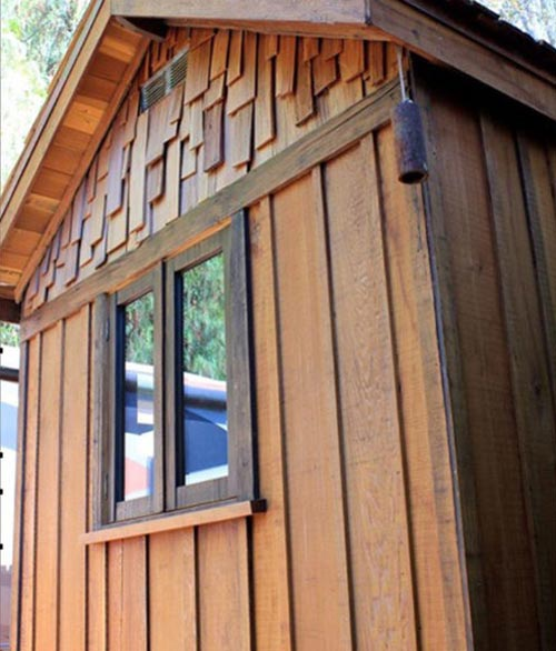 Redwood Siding - Proto 1.0 by Humble + Handcraft