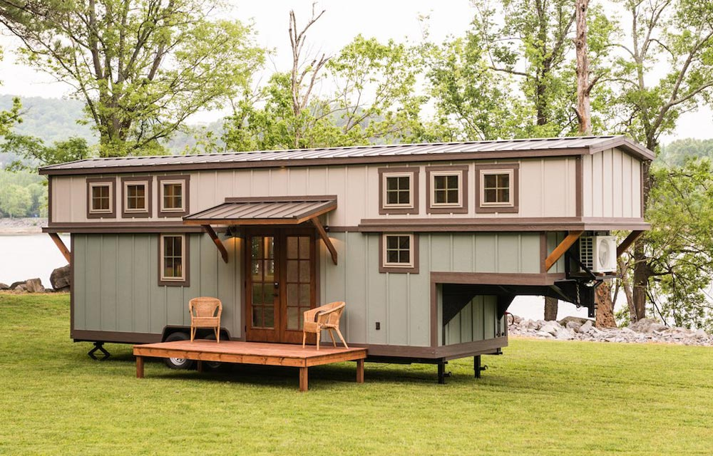 Retreat by Timbercraft Tiny Homes