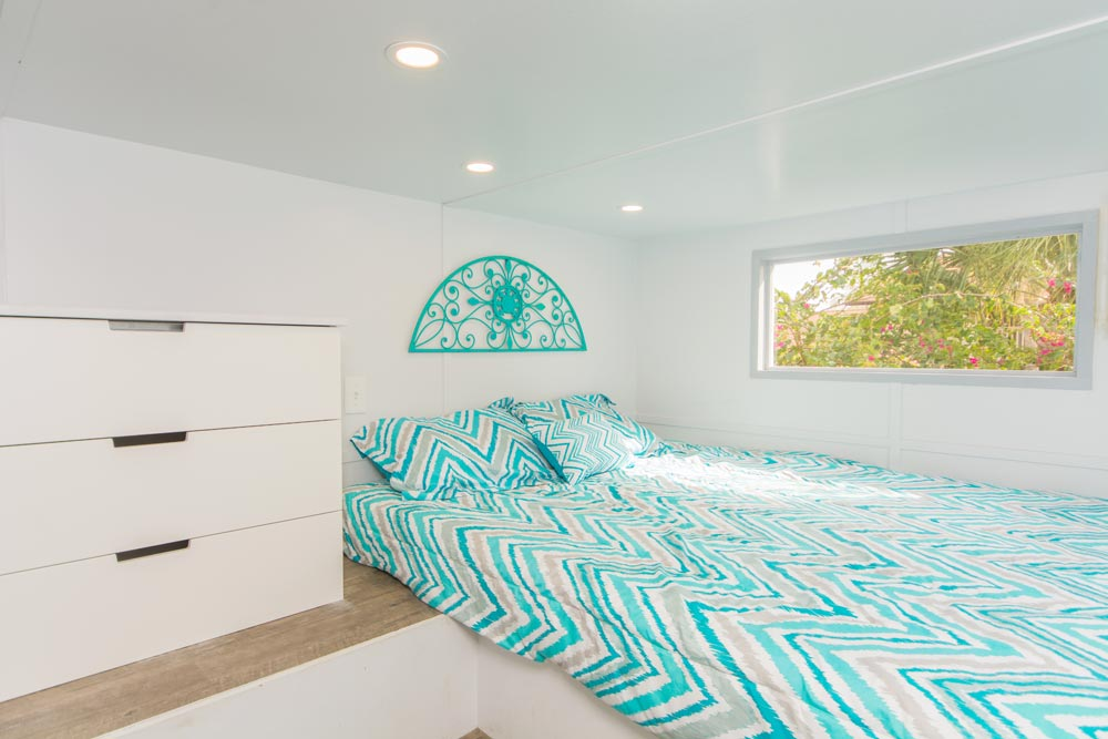 Bedroom Loft - Sand Dollar at Tiny Siesta