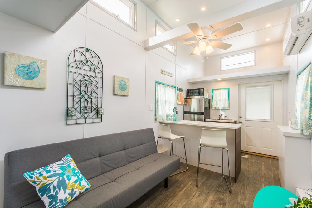Living Area - Sand Dollar at Tiny Siesta