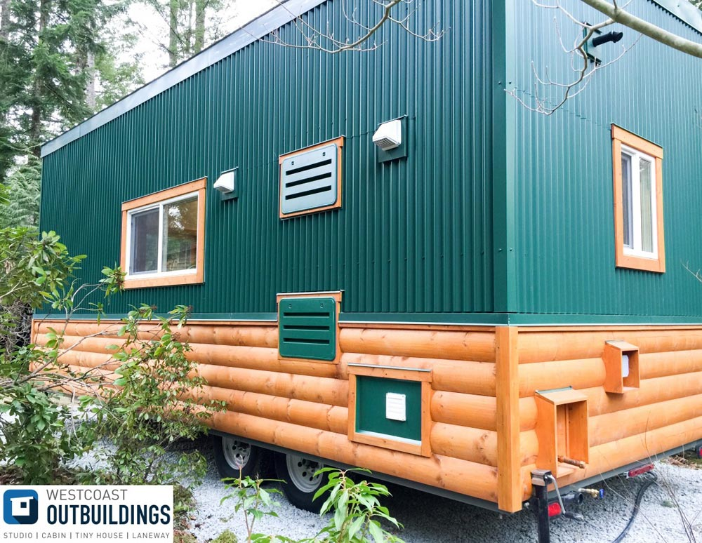 24' Tiny House - Skookum by Westcoast Outbuildings