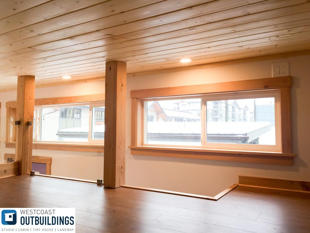 Upper Windows - Skookum by Westcoast Outbuildings