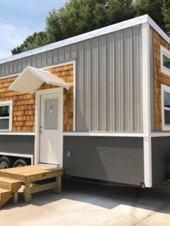 Sportsman by A New Beginning Tiny Homes