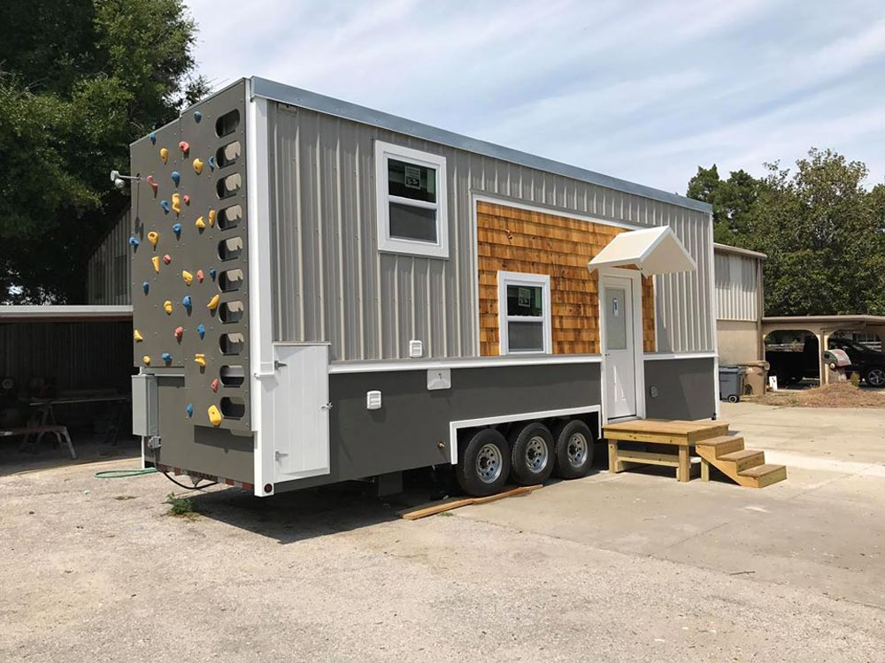 28' Tiny House - Sportsman by A New Beginning Tiny Homes