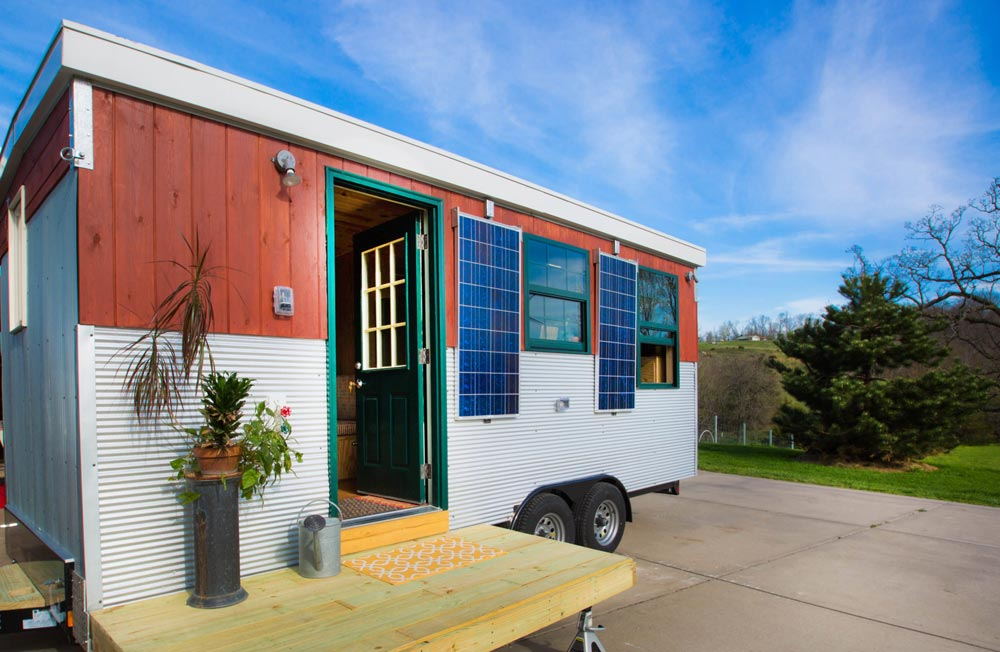 Starlighter by show me tiny homes tiny living for Shome home