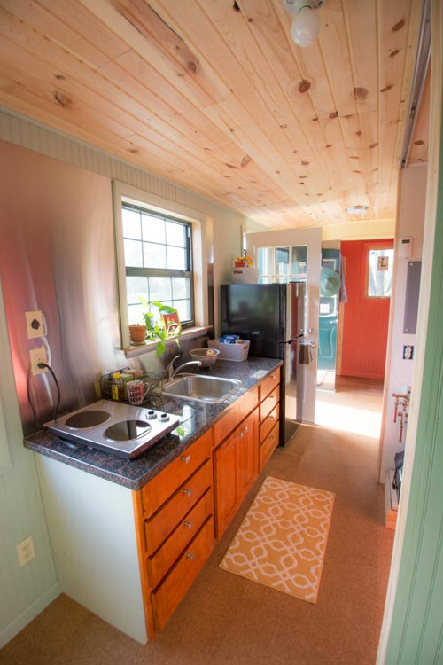 Infrared Stovetop - Starlighter by Show-Me Tiny Homes