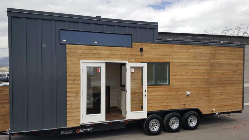 Warehouse by Alpine Tiny Homes