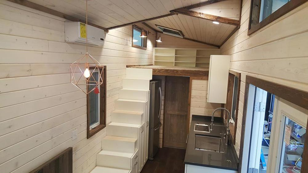 Warehouse By Alpine Tiny Homes Tiny Living