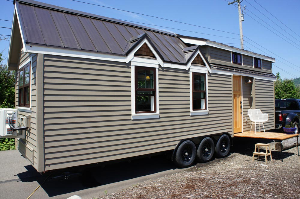 28' Tiny House - Kootenay Country by TruForm Tiny